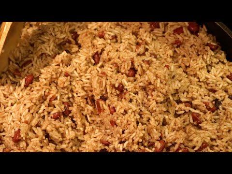 riz-collé-aux-pois-haïtien-à-ma-façon-technique-infaillible-diri-kolé-fasil