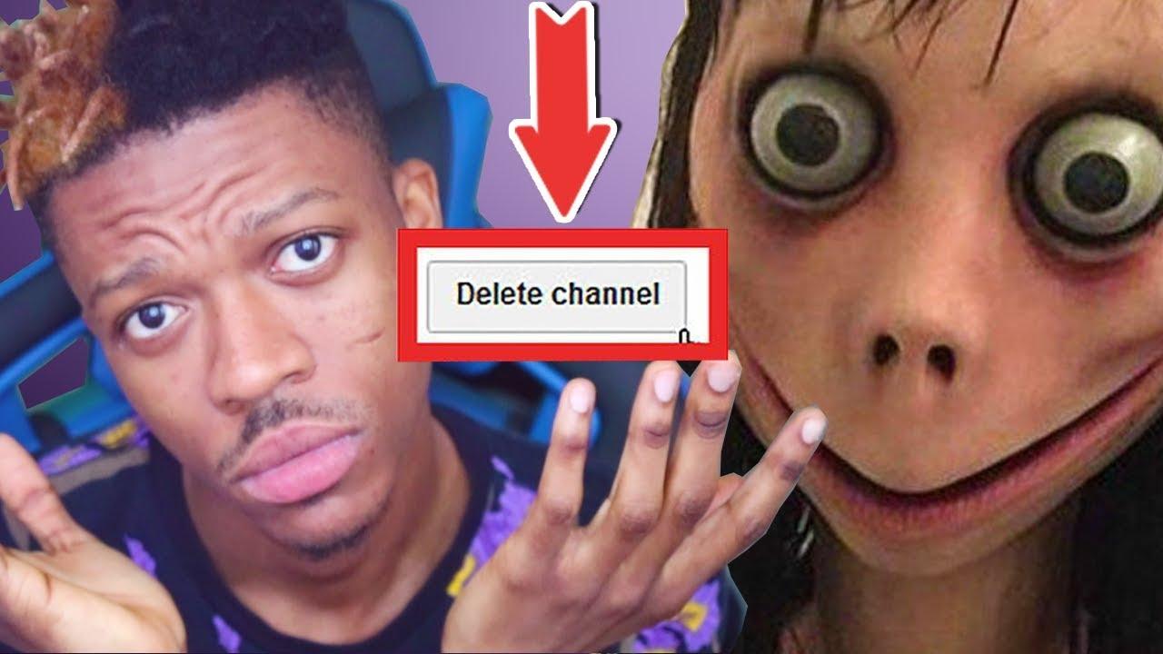 Youtube Momo
