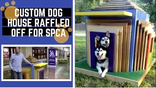 Dog House Design on TV | Sardone Construction