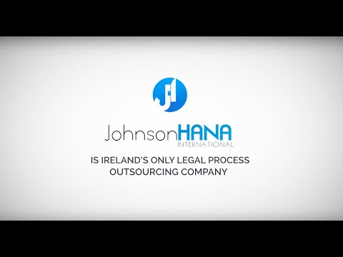 Redefining Legal Services in Ireland | Johnson Hana International