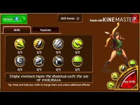 Arcane Legend| Best Pvp Rogue Lvl 40+ Skill!