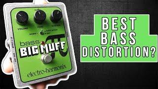 Bass Big Muff Review - The Best Bass Distortion Pedal?