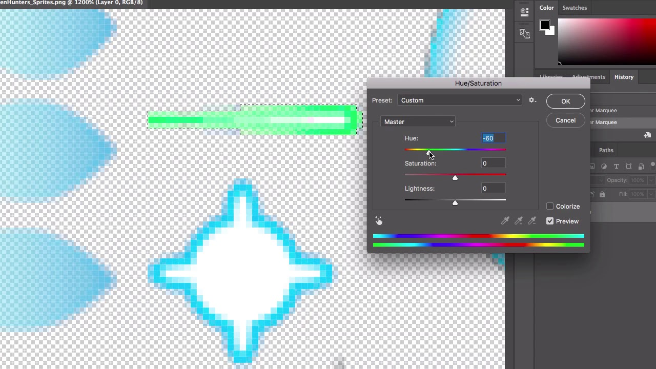 Unity Changing Sprite colours using PS or another graphics program