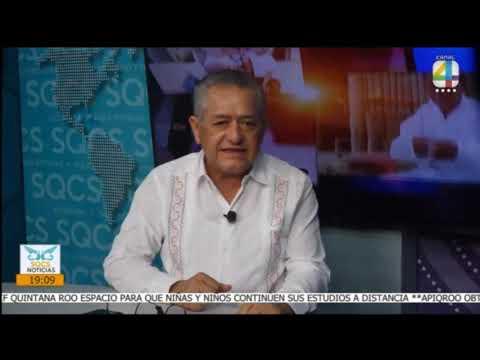27-Noviembre-2020 #EnVivo Segunda Emisión de SQCS Noticias