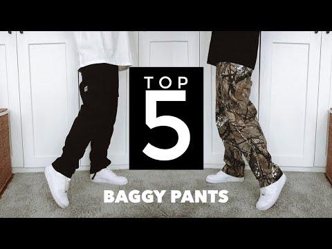 TOP 5 Baggy Pants (für wenig Geld) 💰