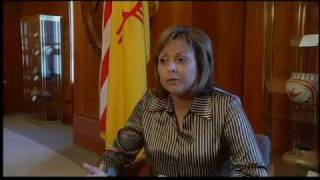 Baby Brianna Gov. Martinez to work towards higher punishment for child abusers - News Story