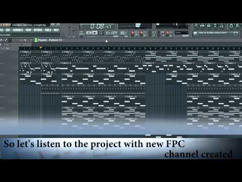 How To Export A FL Studio Project To MIDI