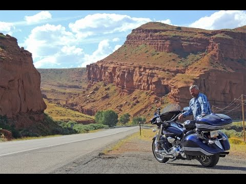 Wind River Basin, Lander to Dubois, Wyoming Motorcycle Ride