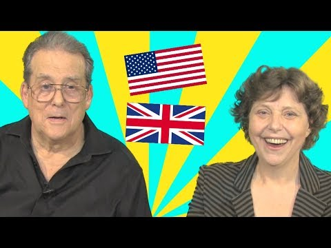 Words that are hard to say in British and American English