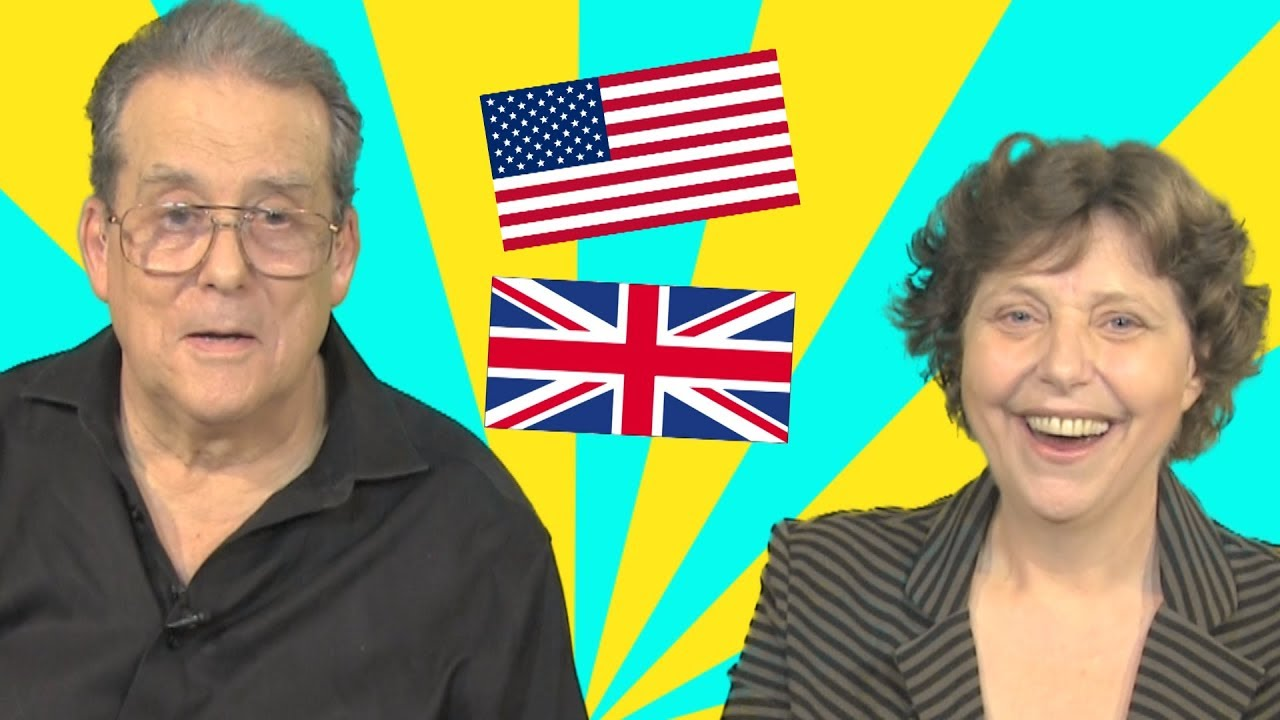 Words That Are Hard To Say In British And American English Youtube