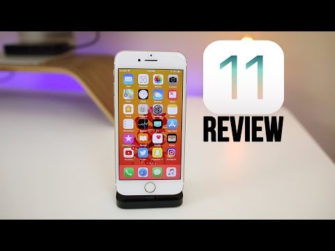 iOS 11 Final Review - Why You Should Reconsider Updating! (Features, Battery Life, Performance)