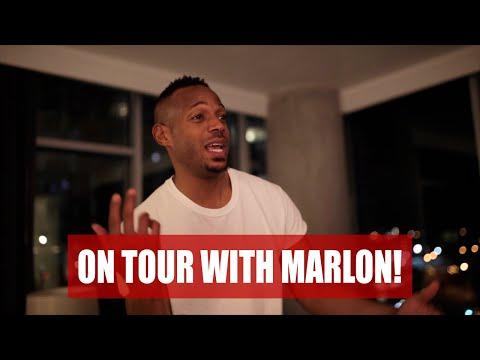 Wildin' & Freestylin' | On Tour with Marlon Wayans!