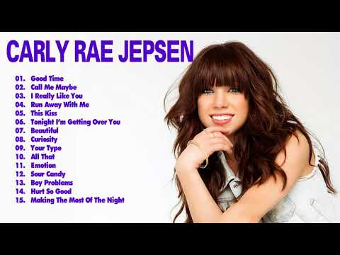 Carly Rae Jepsen Greatest Hits Cover 2017