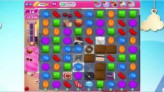 Candy Crush Saga level 523