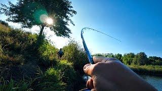 КОЛЕБЛО РУЛИТ - ВОБЛЕРЫ и ДЖИГ КУРЯТ!   Рыбалка на щуку в сентябре! Рыбалка на спиннинг на закате