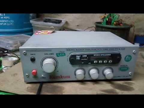 4440ic mp3 Player USB not working to dekhiye iss video ko