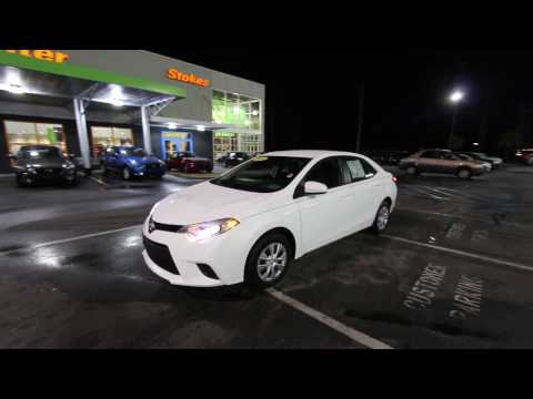 2014-toyota-corolla-l---for-sale-review-&-condition-report---january-2016