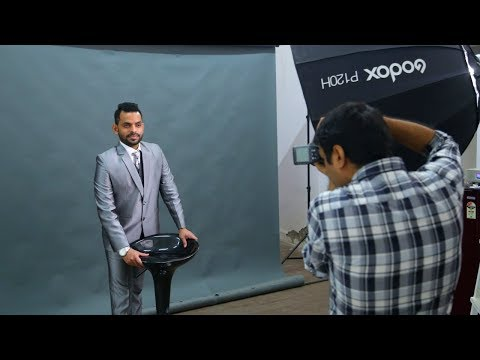 CORPORATE PORTRAIT PHOTOGRAPHY SETUP tips and IDEAS for BEGINNERS thumbnail