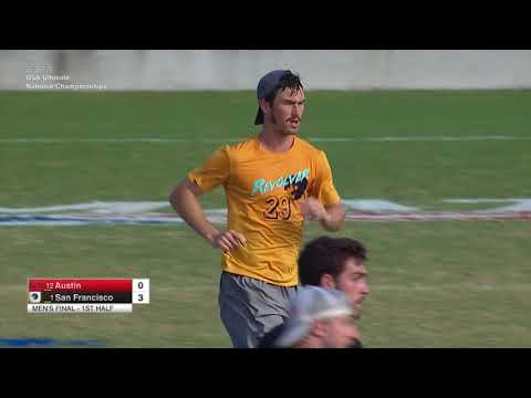 2017 National Championships: Men's Final San Francisco vs Austin
