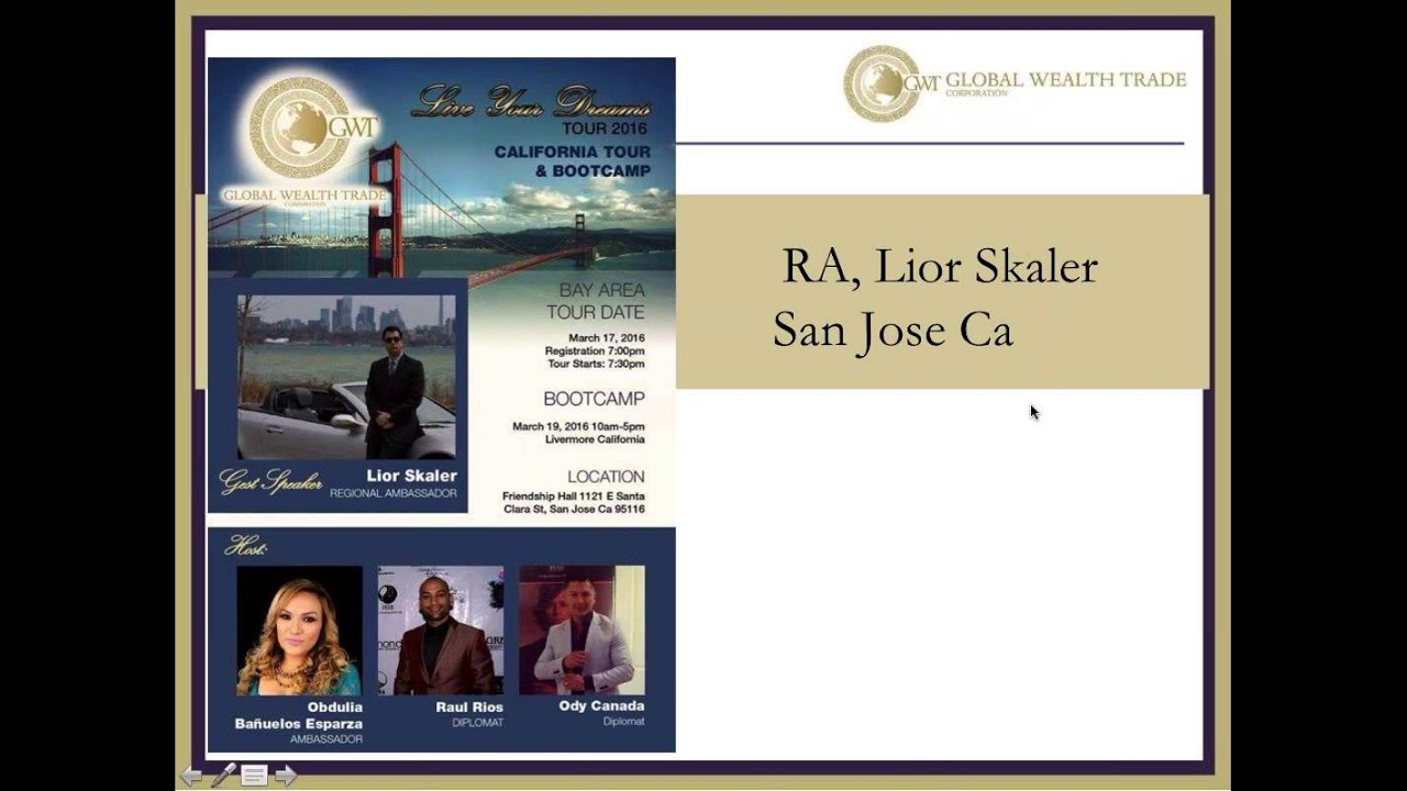 Download Private Call with Regional Ambassador, Lior Skaler