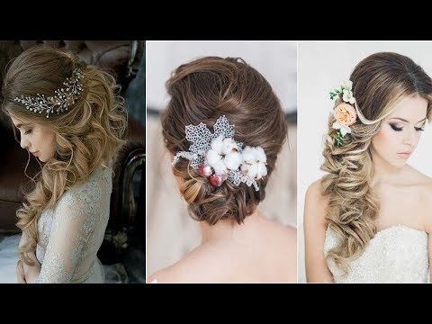 12 Awesome Ideas for Wedding Hairstyles ❀❀ Bridal Hairstyles Compilation 2018 😂😍