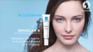 Khắc phục những khiếm khuyết của da dầu với Effaclar K Thumbnail