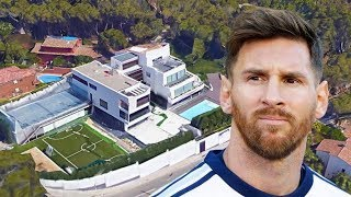 HOW LIONEL MESSI LIVES AND HOW MUCH IT EARNS