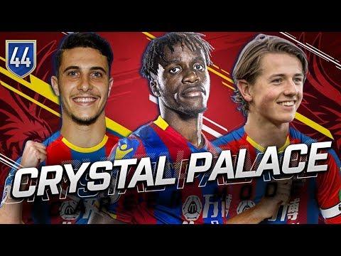 FIFA 19 CRYSTAL PALACE CAREER MODE 44 - TROSSARD IS SOOOOOOOOO GOOD