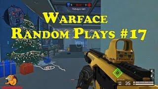 Warface - Random Plays #17 (Aces/Clutches/Pistol Plays)
