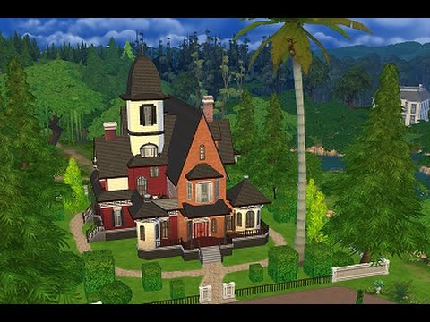 Foster S Home For Imaginary Friends In Sims 4 Youtube