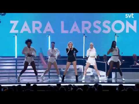 Zara Larsson - Medley - Live @ Idrottsgalan