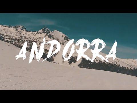 Andorra la Vella // Winter 2017 // Marc Estragues - [GoPro]