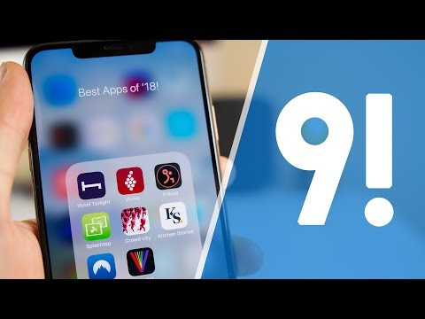 Top 9 BEST iOS Apps of 2018 (That You'll Actually Use)! | Best iPhone Apps of 2018