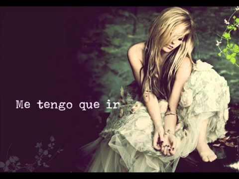 Avril Lavigne - Goodbye (Traducción Español)