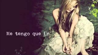 Avril Lavigne Goodbye Traducción Español