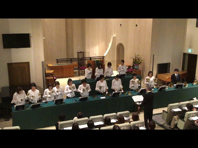 Didn't My Lord Deliver Daniel?  Handbell, Ding Dong Ringers, 2018 Nov