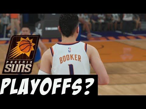NBA 2K18 Suns MyGM | Season Preview - Can We Make The Playoffs?