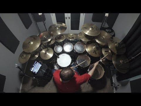 Emanuel J. / Aaron Holler - 6/25/17 - Tracking Drums