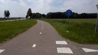 Yerseke Bridge - Road to Wemeldinge