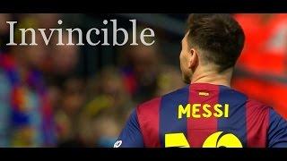 Lionel Messi ► Invincible | Season Review 2014/15 | HD