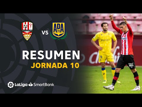 Logrones Alcorcón Goals And Highlights