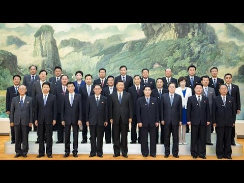 President Xi meets visiting DPRK delegation in Beijing