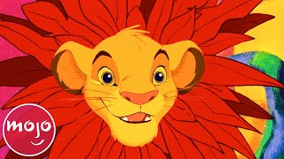 Top 10 Songs from The Lion King Franchise
