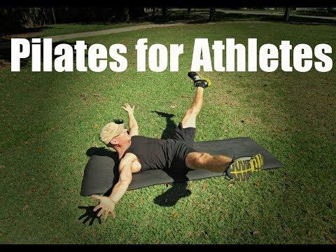 Pilates for Athletes | Core Conditioning Workout #pilatesforathletes