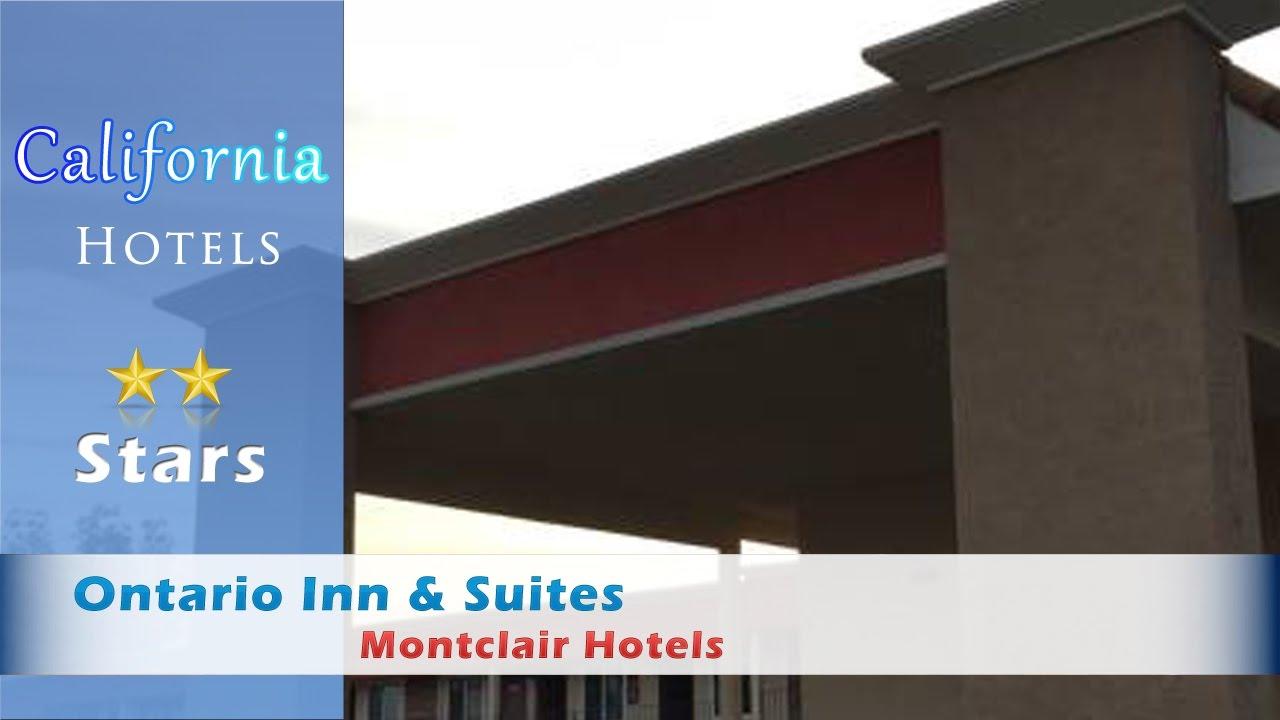 Ontario Inn Suites Montclair Hotels California