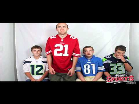 Nike NFL Jersey Review - Which Size to Get?