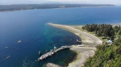 Weekend Escape to Hornby Island, British Columbia