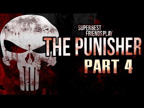 Super Best Friends Play The Punisher (Part 4)