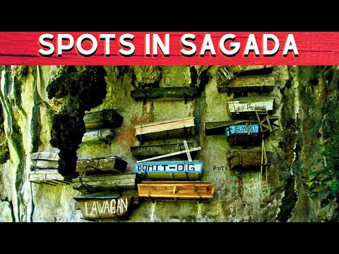 5 AMAZING TOURIST SPOTS IN SAGADA|FULL HD
