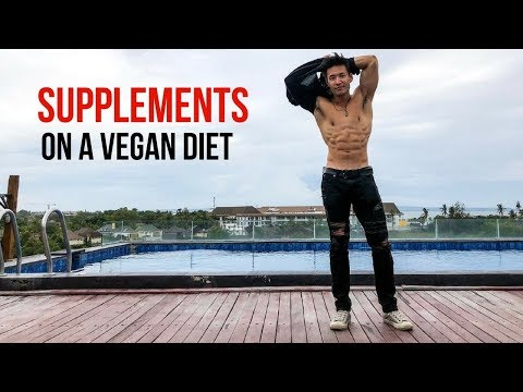 Supplements I'm Taking on a Vegan Diet | Why You Look Fatter Using Creatine